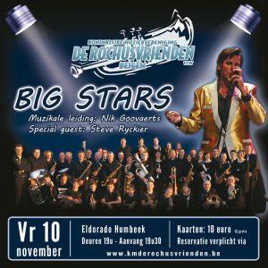 Big STARS @ El Dorado | Grimbergen | Vlaanderen | België