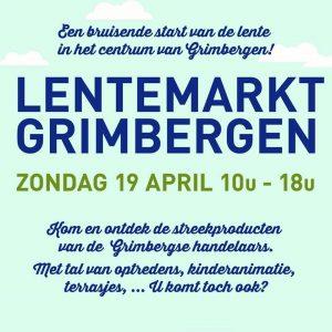 Deelname lentemarkt Grimbergen @ Centrum grimbergen | Grimbergen | Vlaanderen | België